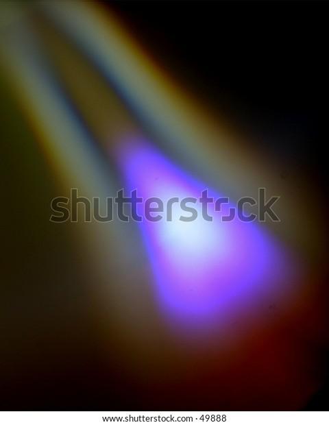 Light - Rocket Re-Entry