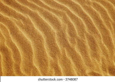 Light and Shades on sand dunes