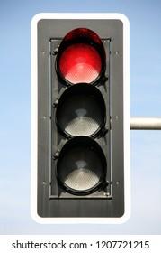 light signal red