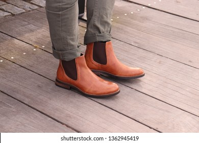 best selling better shop for luxury Chelsea Boots Images, Stock Photos & Vectors | Shutterstock
