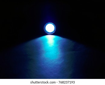 Light from the torch