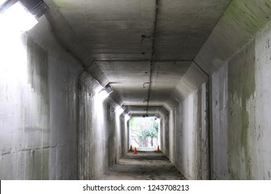The is light at the tunnel end