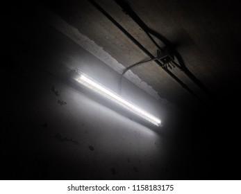 Light in Underground