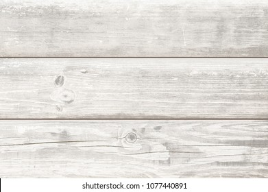 Light wood background table, top view. Rustic wooden wall texture. Surface with old natural wooden pattern.
