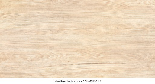 Light wooden table with a crack. Wood texture background. Surface of wood with nature color and pattern. Top view of a wood or plywood for backdrop.
