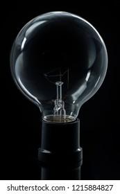 Lightbulb not turned on or broken with no filament light