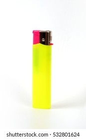 Lighter colored plastic
