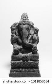 Lighter Ganesha - White Background