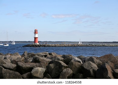 Lighthouse Warnem�¼nde