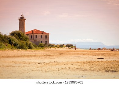 lighthouse of Bibione (VE) - Italy