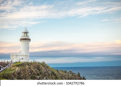 lighthouse in Byron Bay Australia