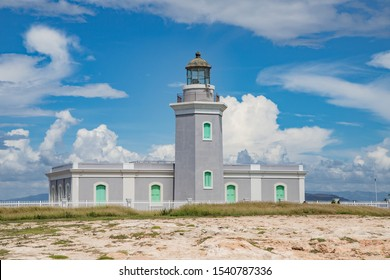 Lighthouse in Cabo Rojo, Puerto Rico.