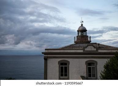 Lighthouse of Candas