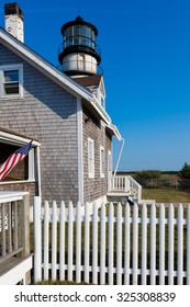 Lighthouse in Cape cod, Massachusetts