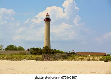 Lighthouse, Cape May NJ