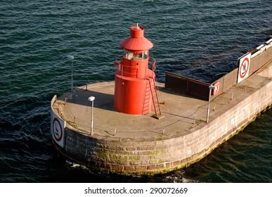 Lighthouse in Copenhagen
