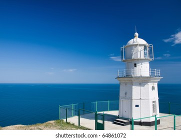 lighthouse  in Crimea