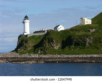 Lighthouse, Davaar Island, Scotland