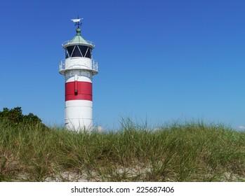 Lighthouse in Denmark