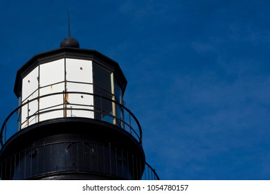 Lighthouse at the Edge of the Ocean