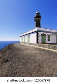 Lighthouse Faro de Orchilla, Hierro, Canary Islands
