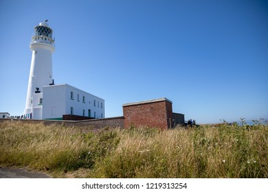 Lighthouse at Flamborough Head
