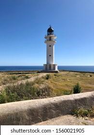 Lighthouse Formentera Balearic Island Spain