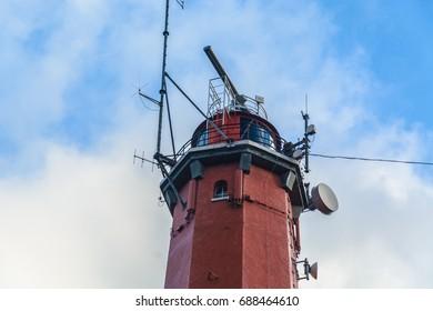 Lighthouse - Hel, Poland