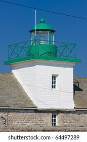 lighthouse, Jonville, Normandy, France