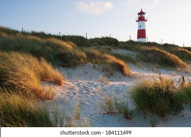 The Lighthouse List East on Sylt.