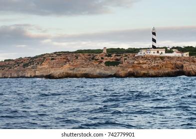 lighthouse, mallorca
