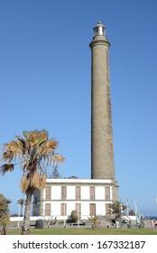 Lighthouse at Maspalomas, Gran Canaria