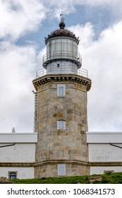 lighthouse at Matxitxako, Cape Bermeo, Vizcaya, Basque Country, Spain