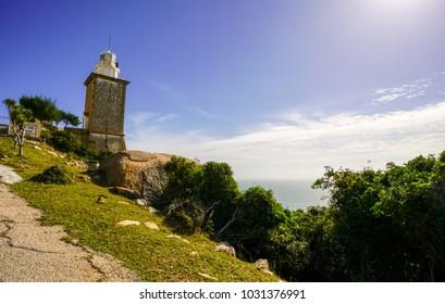 Lighthouse at Mui Dinh, Ninh Thuan Province, Vietnam