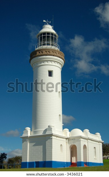 Lighthouse in New South Wales, Australia