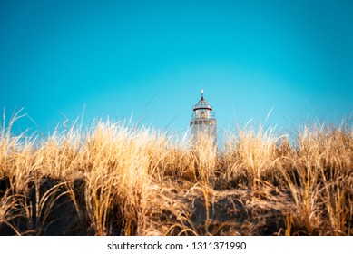 Lighthouse of Noordwijk aan Zee, The Netherlands