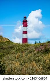 Lighthouse on Amrum in Germany