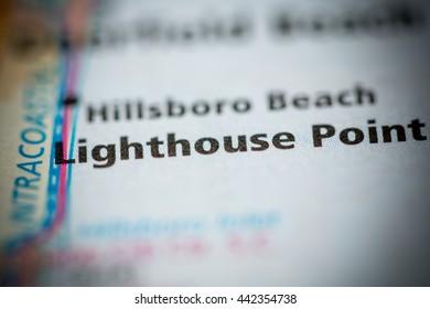 Lighthouse Point. Florida. USA