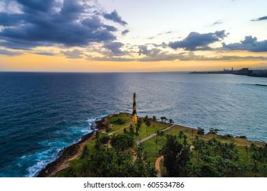 Lighthouse Santo Domingo