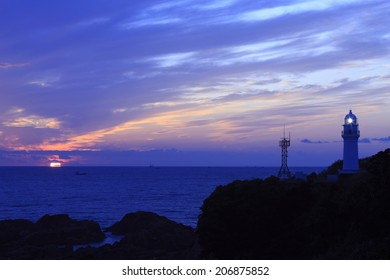 Lighthouse Of Shiono Cape