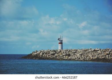Lighthouse and Sky