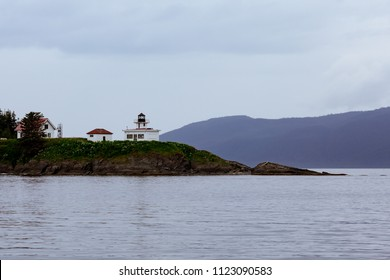 Lighthouse in South East Alaska