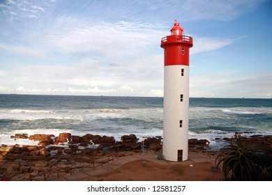 Lighthouse (Umhlanga; South Africa)