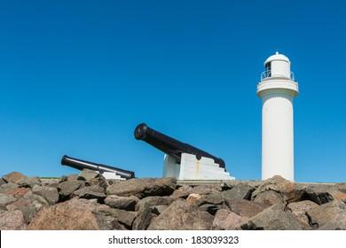 Lighthouse at Wollongong