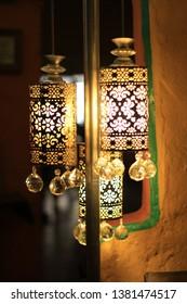 Lighting Lamp With A beautiful Glow