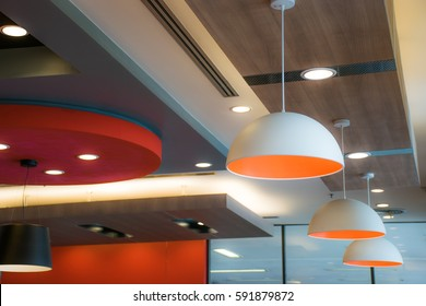 Lighting on modern ceiling ,Modern Style