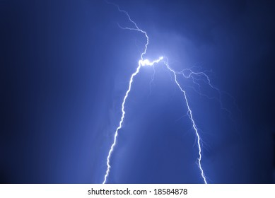 lighting - stormy night