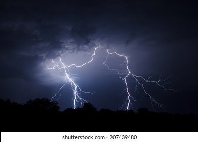 Stormy Night Images, Stock Photos & Vectors | Shutterstock