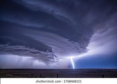 Lightning and Severe Weather on the Great Plains