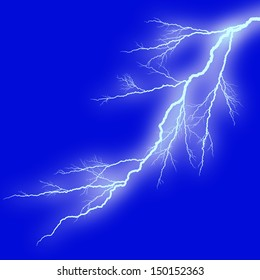 lightning turquoise blue light sky background